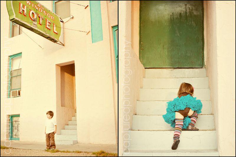 Chien Kids Hotel Vintage